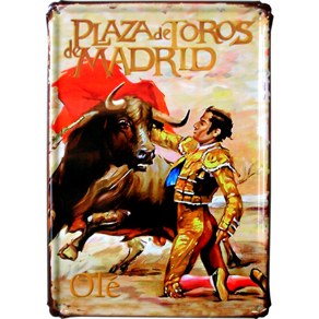 Plaza Toroas Madrid