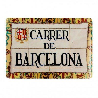 Imán Barcelona 136