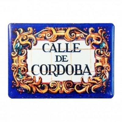 Imán Calle Cordoba