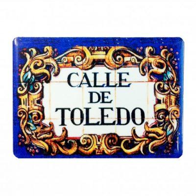 Iman Calle Toledo
