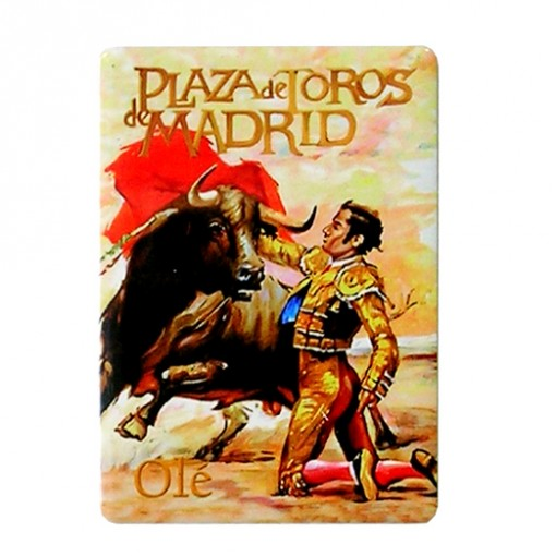 Resultado de imagen de cartel de toros en madrid