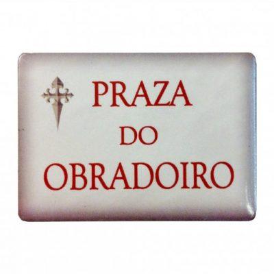 Praza Obradoiro