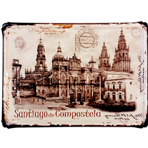 175 Vista Catedral Santiago