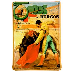 180 Toros Burgos1934