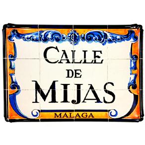 CALLE MIJAS