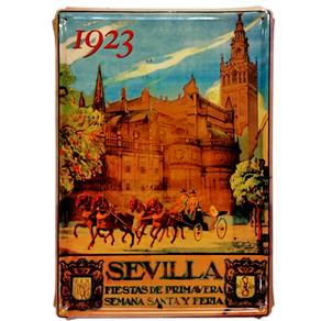 cartel sevilla 1923