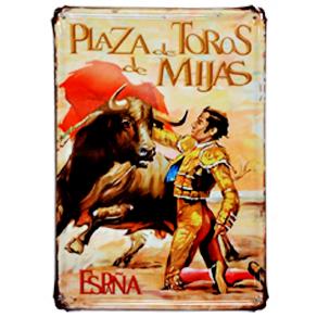 plaza toros mijas España