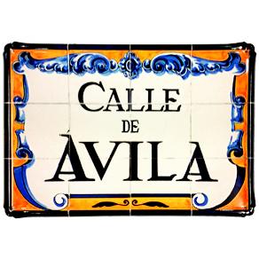 CALLE AVILA