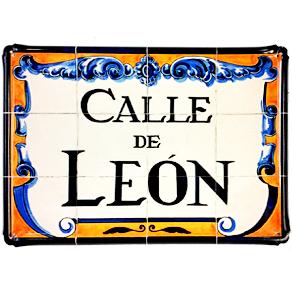 CALLE LEON