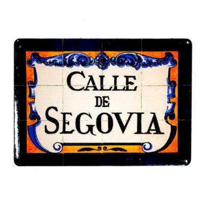 Calle Segovia