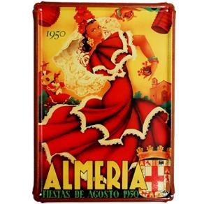 Almeria Cartel 1950