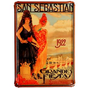 San Sebastian 1922
