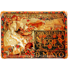 Valencia Batalla Flores