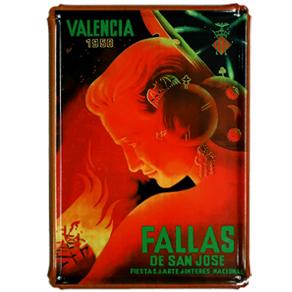 Valencia FAllas 1950