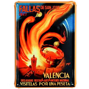 Valencia Fallas 1947